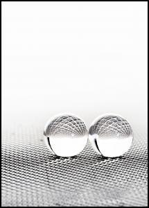 Bildverkstad Concept with balls on fantasy background