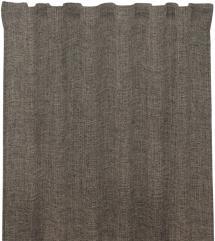 Redlunds Vorhangschal Midnight 240 cm - Dark Grey