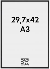 Estancia Galant Plexiglas Schwarz 29,7x42 cm (A3)