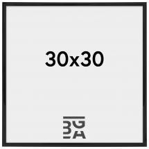 Walther New Lifestyle Plexiglas Schwarz 30x30 cm