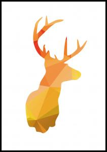 Lagervaror egen produktion Deer - Autum