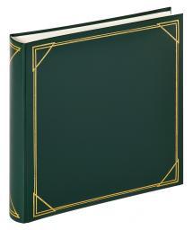 Walther Kvadrat Grün - 30x30 cm (100 weiße Seiten / 50 Blatt)