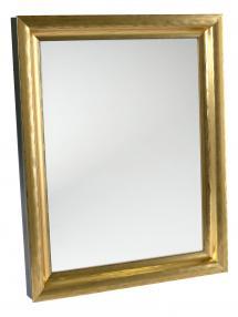 Ramverkstad 60x90 Ombud Spiegel Sandarne Gold - Maßgefertigt