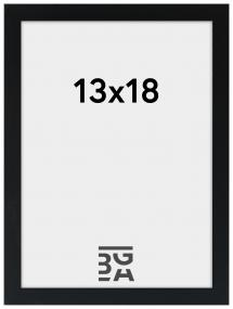 Edsbyn Schwarz 13x18 cm