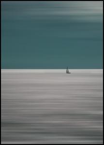 Bildverkstad Going for the horizon Poster