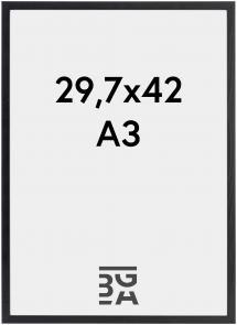 Estancia Rahmen Galant Acrylglas Schwarz 29,7x42 cm (A3)