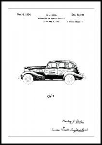 Bildverkstad Patentzeichnung - La Salle III