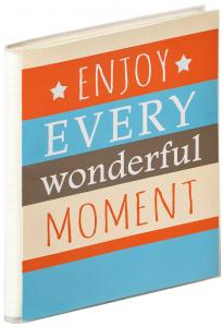 Walther Moments Enjoy - 40 Bilder 11x15 cm