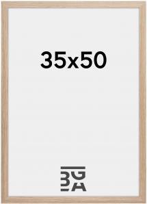 Estancia Rahmen Stilren Acrylglas Eiche 35x50 cm