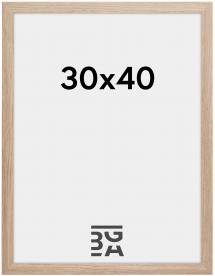 Estancia Rahmen Stilren Eiche 30x40 cm