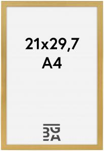 Galleri 1 Special Frame Gold 21x29,7 cm (A4)
