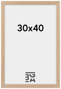 Focus Rahmen Soul Acrylglas Eiche 30x40 cm