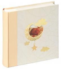 Walther Baby Memo Bambini Babyalbum Creme - 200 Bilder 10x15 cm