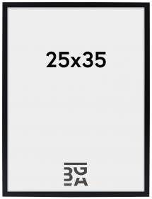 Galleri 1 Rahmen Edsbyn Schwarz 25x35 cm