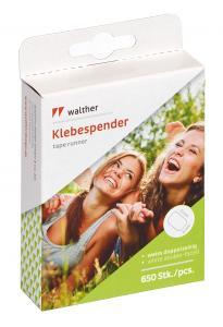 Walther Walther Taperunner - Fotoklebeband - 650 Stk.