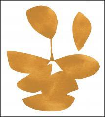 Bildverkstad Leaves XI