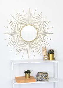 KAILA KAILA Spiegel Star - Gold 90x90 cm