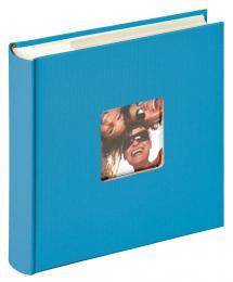 Walther Fun Album Memo Meerblau - 200 Bilder 10x15 cm
