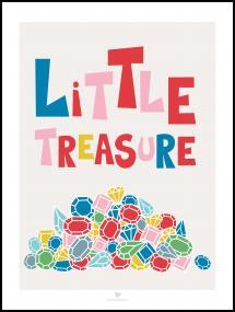 Bildverkstad Little treasure