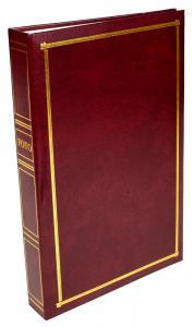 Classic Line Pocket Album Weinrot - 300 Bilder 10x15 cm