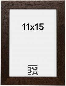 Galleri 1 Brown Wood 11x15 cm