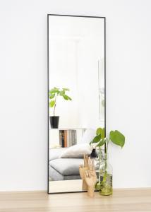 Estancia Spiegel Narrow Schwarz 40x120 cm