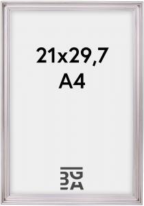 Focus Verona Silber 21x29,7 cm (A4)
