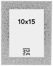 Glamour Silber 10x15 cm