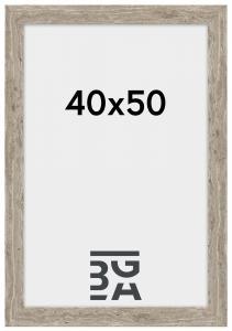 Walther New Stockholm Grau 40x50 cm