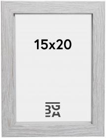 Estancia Elegant Box Grau 15x20 cm