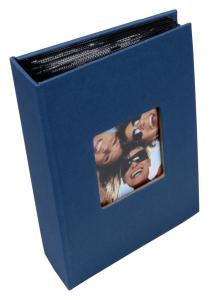 Walther Fun Album Blau - 100 Bilder 10x15 cm