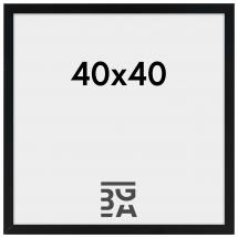 Artlink Amanda Box Svart 40x40 cm