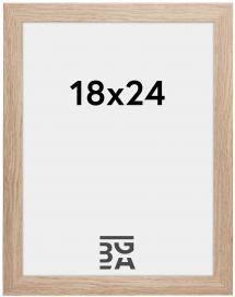 Estancia Rahmen Stilren Acrylglas Eiche 18x24 cm