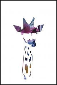 Bildverkstad Giraffe night