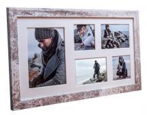Estancia Superb AA Collage-Rahmen - 5 bilder