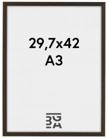 Galleri 1 Edsbyn Valnöt 29,7x42 cm (A3)