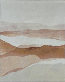 Svanefors Wandbehang Dunes - Beige 100x127 cm