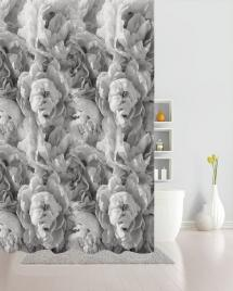 Redlunds Duschvorhang Pion - Grau