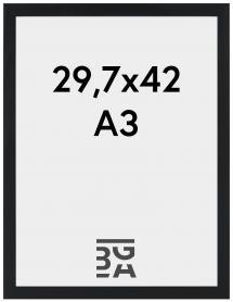 Stilren Schwarz 29,7x42 cm (A3)
