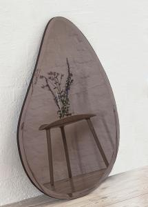 Incado Spiegel Prestige Drop Dark Bronze 65x90 cm