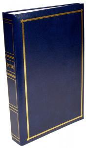 Classic Line Pocket Album Blau - 300 Bilder 10x15 cm