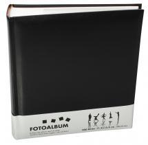 Estancia Album Schwarz - 200 Bilder 11x15 cm