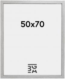 Estancia Elegant Box Grau 50x70 cm