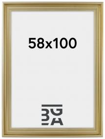 Ramverkstad Mora Premium Silber 58x100 cm