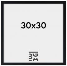 BGA Nordic Edsbyn Schwarz 30x30 cm