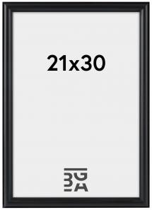 Artlink Line Svart 21x30 cm