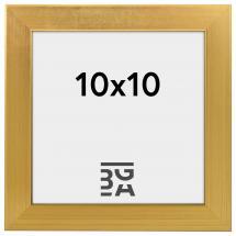 Galleri 1 Edsbyn Guld 10x10 cm