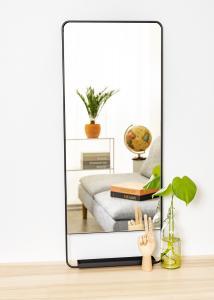 Society of Lifestyle Spiegel House Doctor Chic Schwarz 45x110 cm