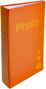 ZEP ZEP Fotoalbum Orange - 402 Bilder 11x15 cm