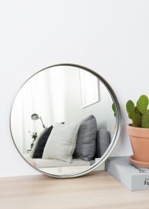 Hübsch Spiegel Metall 40 cm Ø